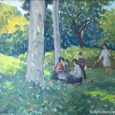 Arte: SEBASTIÀ CONGOST (1919-2009). Lote 153955690
