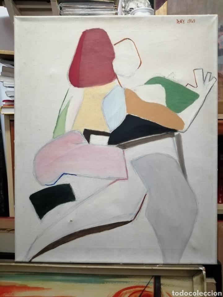 Arte: Ray 1969. Óleo sobre lienzo. - Foto 2 - 154008560
