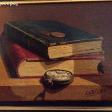 Arte: ÓLEO DEL SIGLO XX DE ANTONIO PUCHE.. Lote 154046142