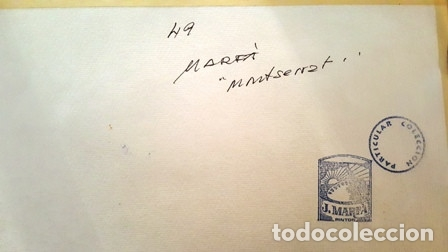 Arte: CUADRO - PINTURA ACUARELA - MONTSERRAT - JOSEP MARFA GUARRO - BARCELONA - - Foto 10 - 154057338