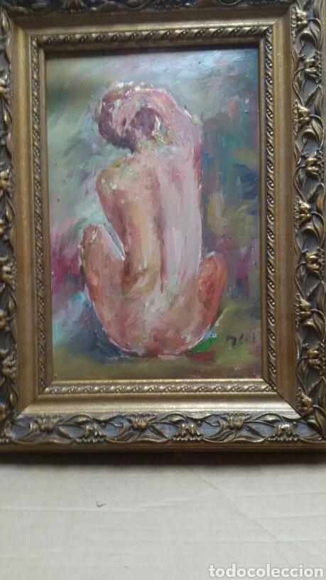 Arte: Cuadro desnudo original(original) - Foto 2 - 154290706