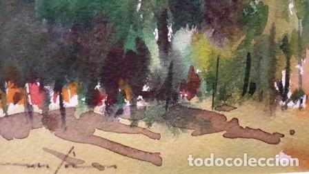 Arte: CUADRO - PINTURA ACUARELA - ALT AMPURDA - JOSEP MARFA GUARRO - BARCELONA - AÑO 2007 - - Foto 11 - 154291066