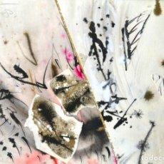 Arte: JOAN JOSEP THARRATS - (GERONA,1918-BARCELONA,2001) MACULATURA. Lote 129694467