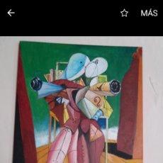 Arte: REPRODUCCIÓN DE LOS MANIQUÍES DE G.DE CHIRICO.. Lote 154333190