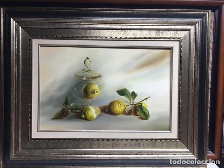CUADRO HIPERREALISTA (Arte - Pintura - Pintura al Óleo Moderna siglo XIX)