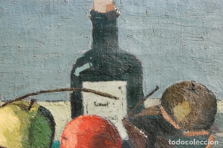 Arte: Preciosa pintura al óleo de 26x40 enmarcada en 36x50.Segundo cuarto s.XX. Kimsbink? - Foto 4 - 154415410