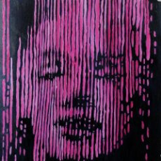 Arte: MARILYN OBRA DE GILABERTE. Lote 154489842