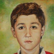 Arte: NIÑO OBRA DE GILABERTE. Lote 154627494