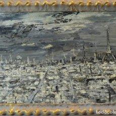 Kunst - Paris? Pintura expresionista antigua. - 154634446