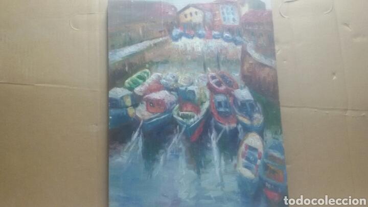 Arte: Cuadro Embarcadero - Foto 3 - 154728230