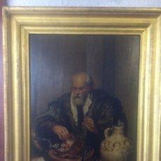 Arte: RETRATO CABALLERO S.XVI. Lote 154954961