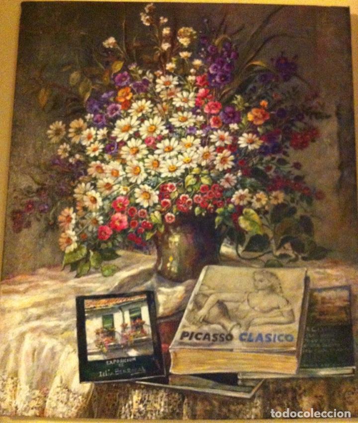 Arte: Flores y libros de Celia Berrocal - Foto 3 - 155003194