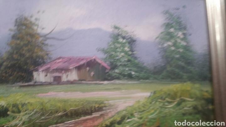 Art: Pintura paisajística antigua confirma de pintor - Foto 3 - 155014829