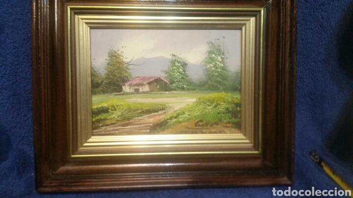 Art: Pintura paisajística antigua confirma de pintor - Foto 4 - 155014829