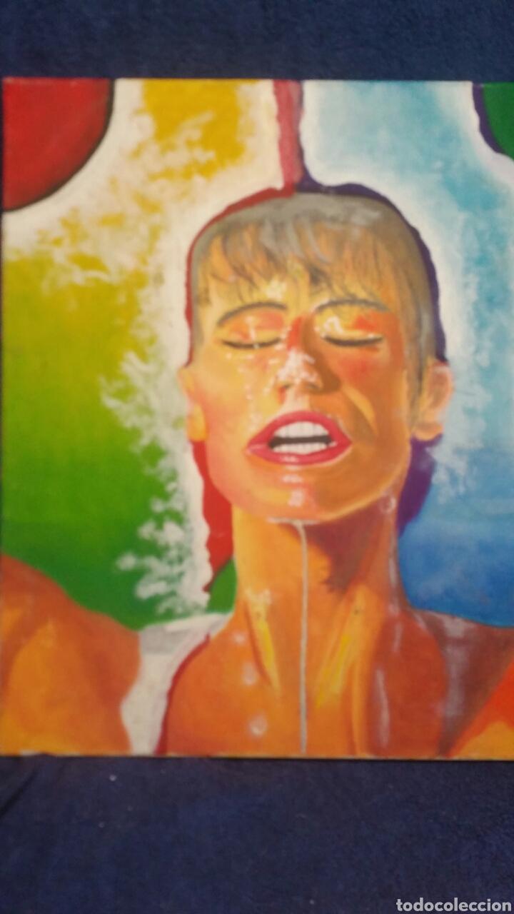 Art: Pintura abstracta utilizando la técnica óleo sobre lienzo - Foto 8 - 155019429