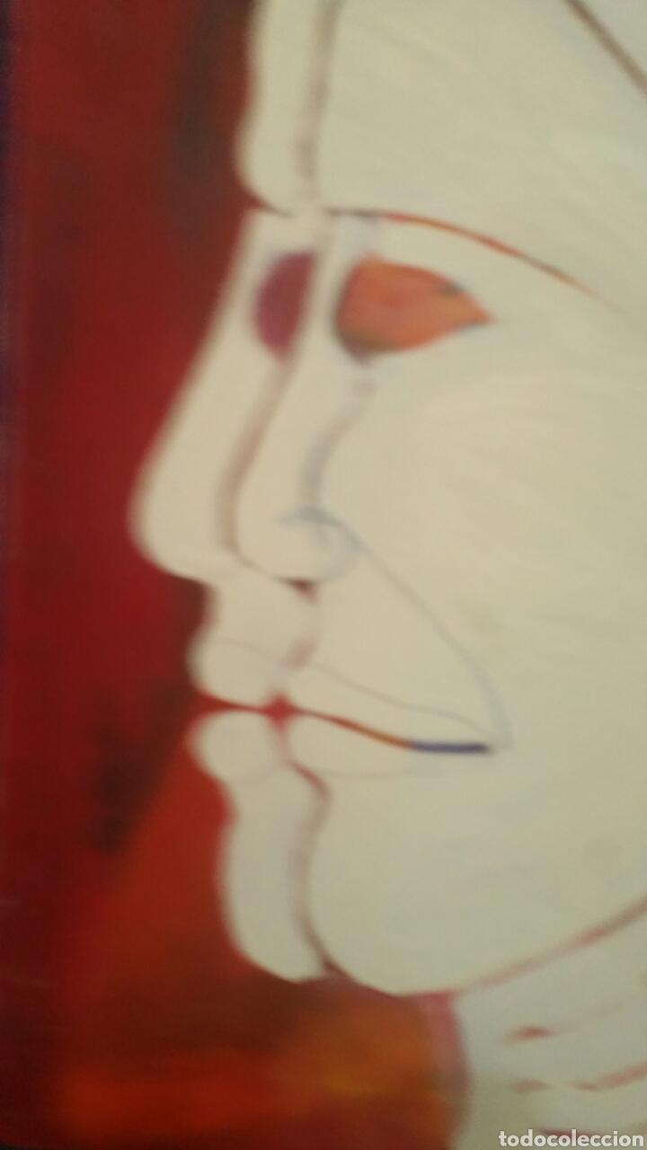 Art: Pintura abstracta utilizando la técnica óleo sobre lienzo - Foto 2 - 155019672