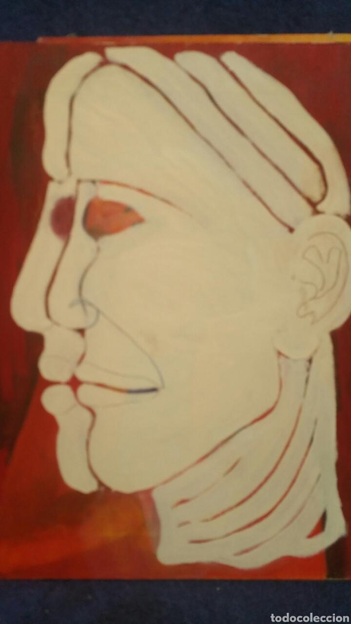 Art: Pintura abstracta utilizando la técnica óleo sobre lienzo - Foto 3 - 155019672