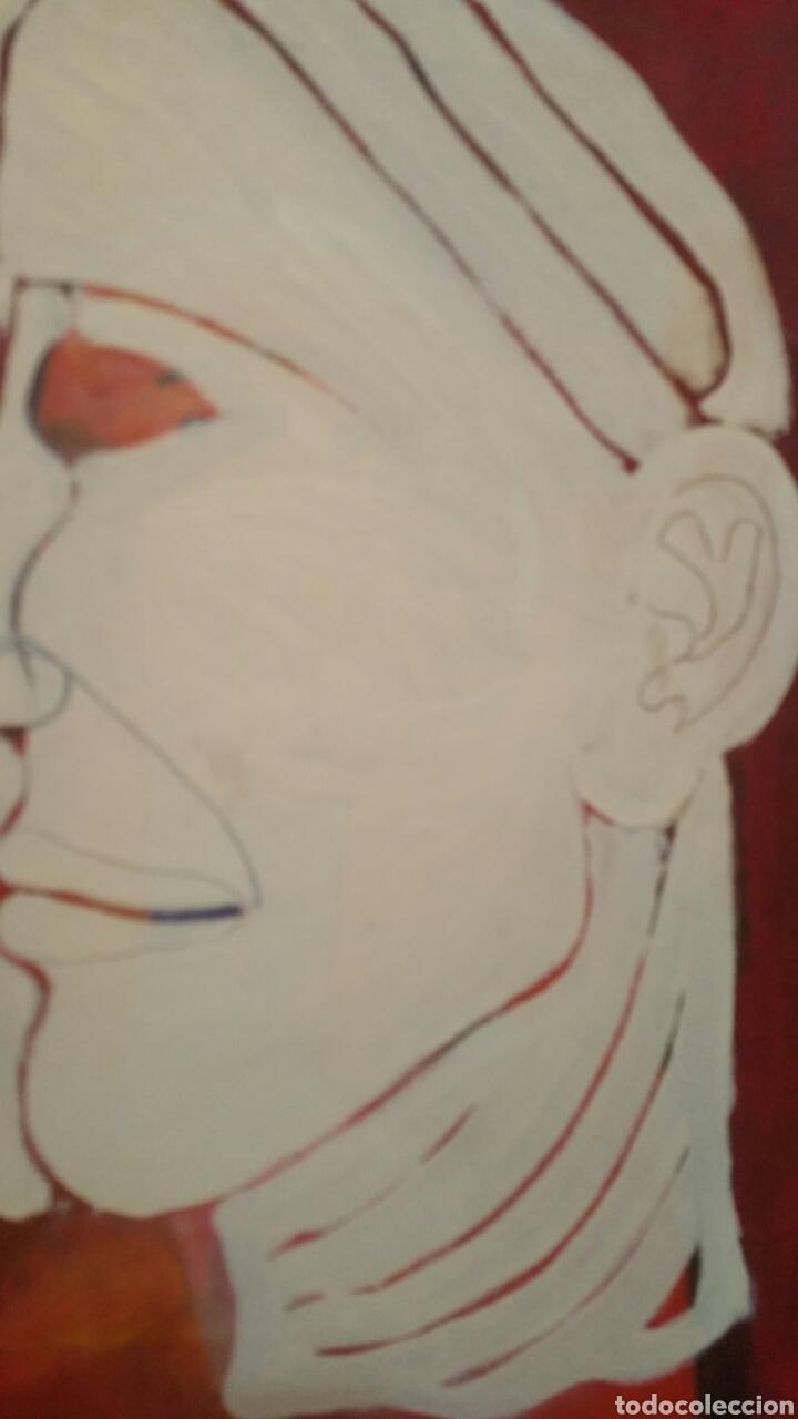 Art: Pintura abstracta utilizando la técnica óleo sobre lienzo - Foto 4 - 155019672