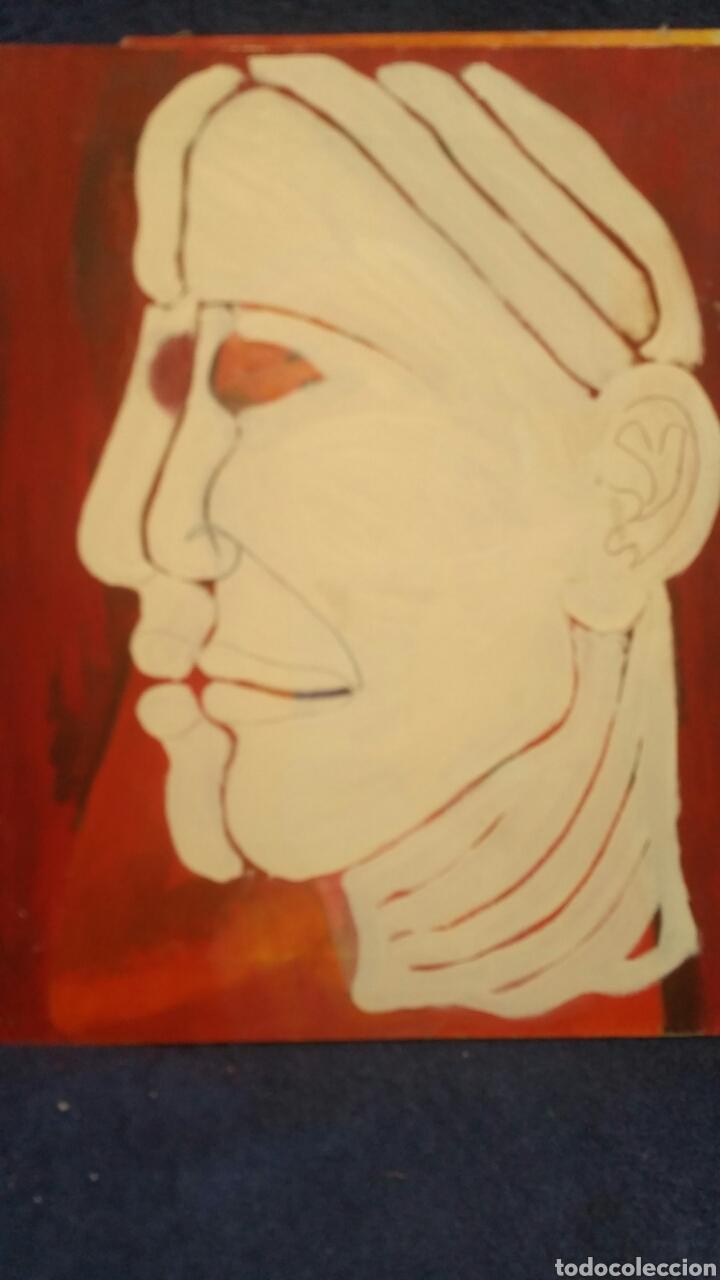 Art: Pintura abstracta utilizando la técnica óleo sobre lienzo - Foto 5 - 155019672