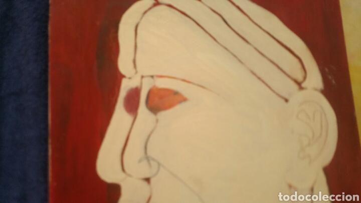 Art: Pintura abstracta utilizando la técnica óleo sobre lienzo - Foto 7 - 155019672