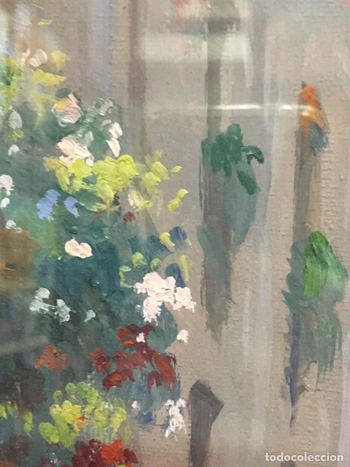 Art: Lote de tres pinturas al óleo por Manuel Tejero ( S XIX-XX ) de Sevilla - Foto 13 - 155269920