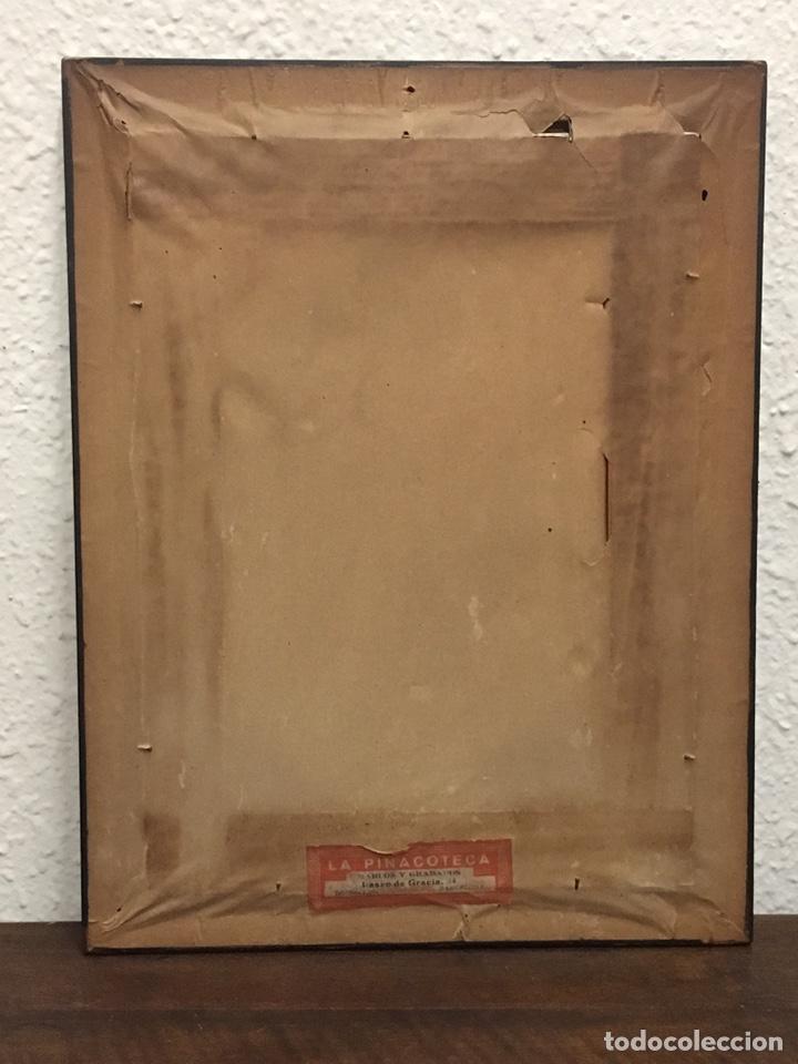 Art: Lote de tres pinturas al óleo por Manuel Tejero ( S XIX-XX ) de Sevilla - Foto 25 - 155269920
