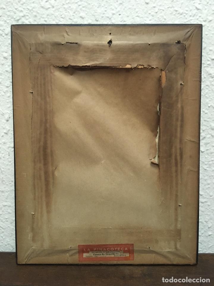 Art: Lote de tres pinturas al óleo por Manuel Tejero ( S XIX-XX ) de Sevilla - Foto 74 - 155269920
