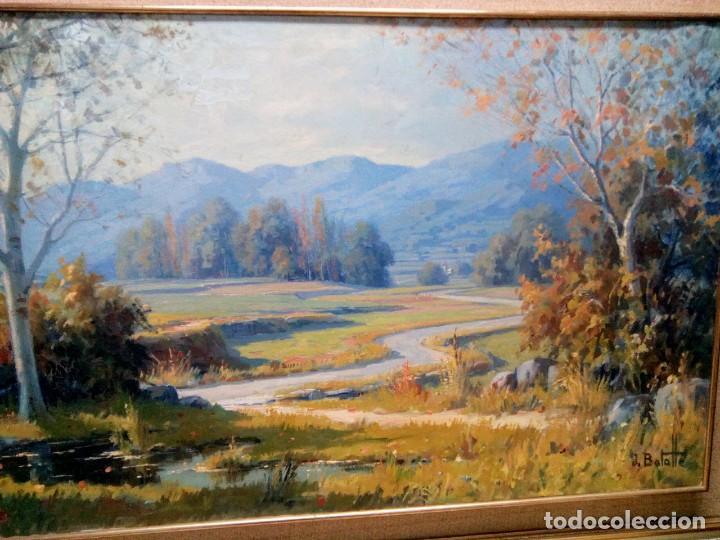Arte: Juli Batalle Murla, Óleo sobre lienzo de gran formato. - Foto 9 - 155322446