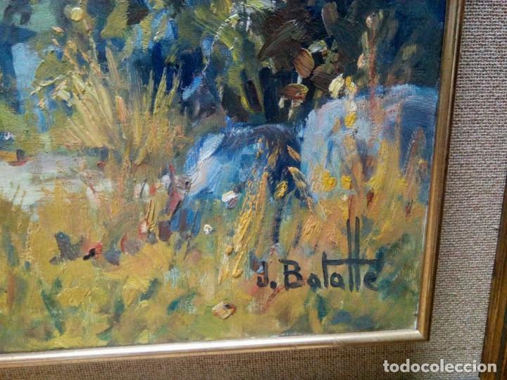 Arte: Juli Batalle Murla, Óleo sobre lienzo de gran formato. - Foto 10 - 155322446