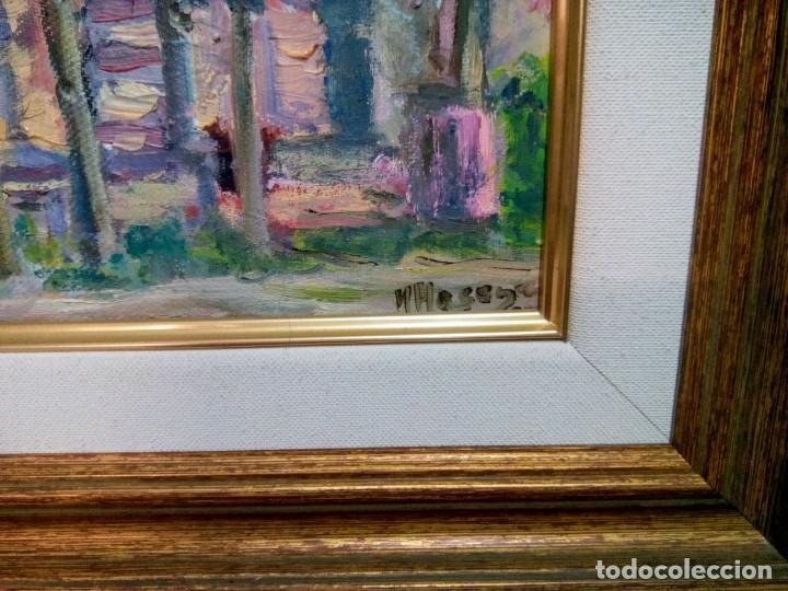 Arte: Óleo sobre lienzo firmado - Foto 2 - 155322698