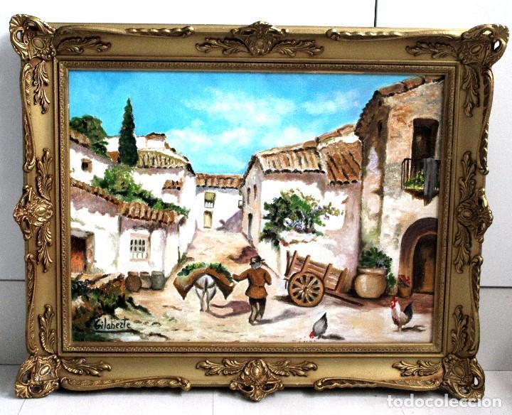 Kunst: Pueblo obra de Gilaberte - Foto 2 - 155579842