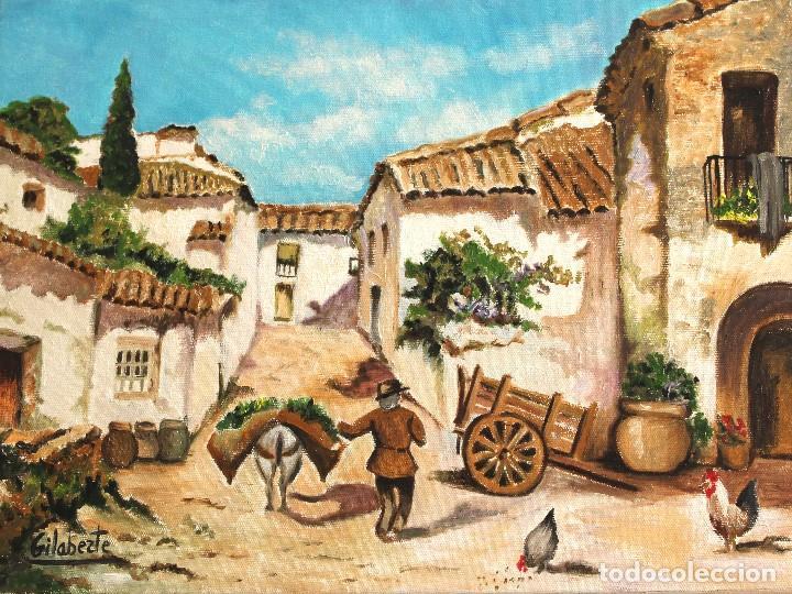 Kunst: Pueblo obra de Gilaberte - Foto 4 - 155579842
