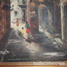 Arte: LLOPART (PINTURA AL OLEO). Lote 155694610