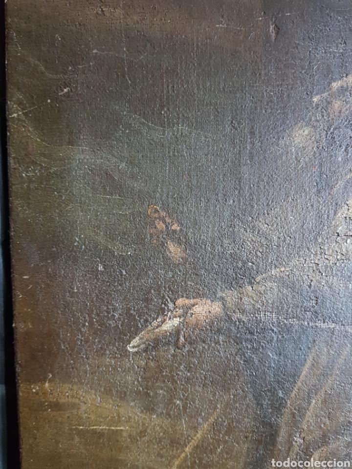 Arte: Santo pidiendo curación anonimo - Foto 3 - 155762689