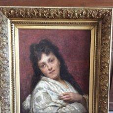 Arte: OBRA DE JOSÉ GARCÍA Y RAMOS (SEVILLA, 1852 - 1912) . Lote 155947170