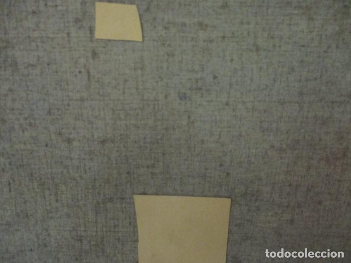 Arte: Antigua Pintura - Óleo sobre Tela - Paisaje - Escuela Catalana - Principios S. XX - Foto 10 - 155954802