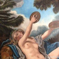 Arte: PINTURA ESCUELA FRANCESA SIGLO XVIII O XIX. Lote 156036896