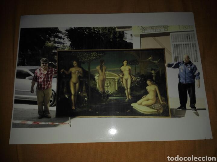 Arte: EL JARDIN DE LAS NINFAS - Foto 10 - 112732856