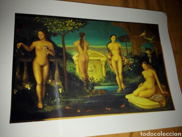 Arte: EL JARDIN DE LAS NINFAS - Foto 15 - 112732856