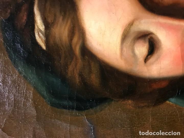 Arte: EXCEPCIONAL VIRGEN DEL LIBRO - Foto 7 - 156391358