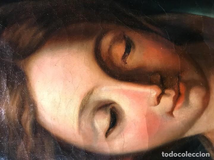 Arte: EXCEPCIONAL VIRGEN DEL LIBRO - Foto 14 - 156391358