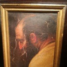 Arte: RETRATO MASCULINO. ESCUELA ITALIANA DEL S.XVI.. Lote 156473225