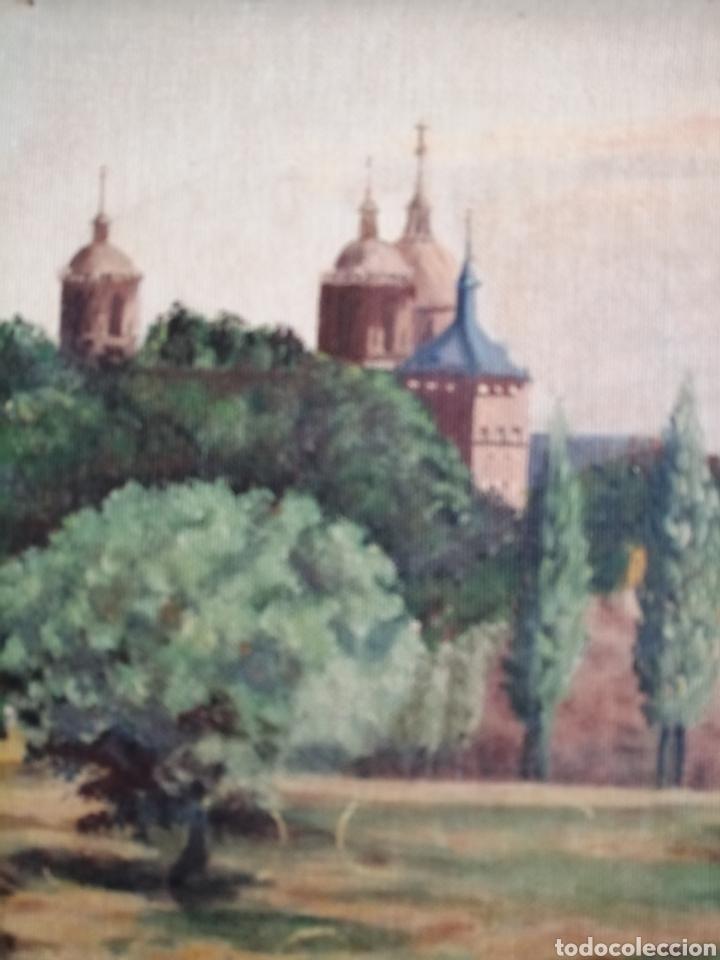 Arte: Mari Pepa Gallardo. Óleo 1963. - Foto 3 - 156479929