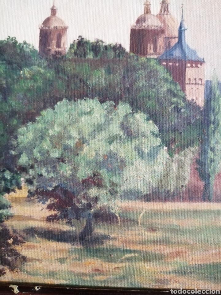 Arte: Mari Pepa Gallardo. Óleo 1963. - Foto 4 - 156479929