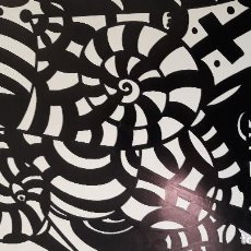 Arte - ABSTRACTO, Cartulina ( SIN MARCO ) 1119 ) CON LA COMPRA DE 5 CARTULINAS ABSTRACTA 1 DE REGALO - 156500570
