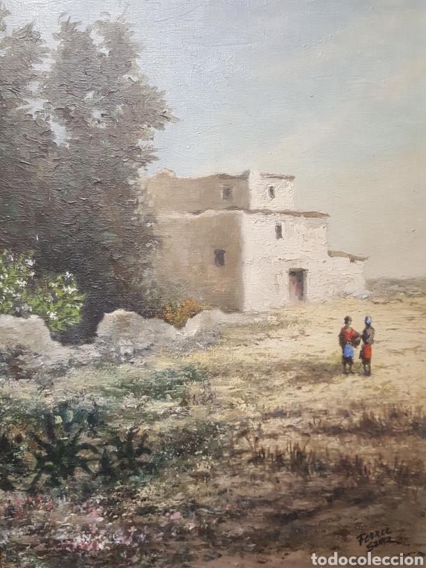 Arte: Oleo lienzo paisaje - Foto 3 - 156594400
