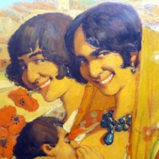 Arte: EL CHURUMBEL ERNEST AZEMA.. Lote 156602494