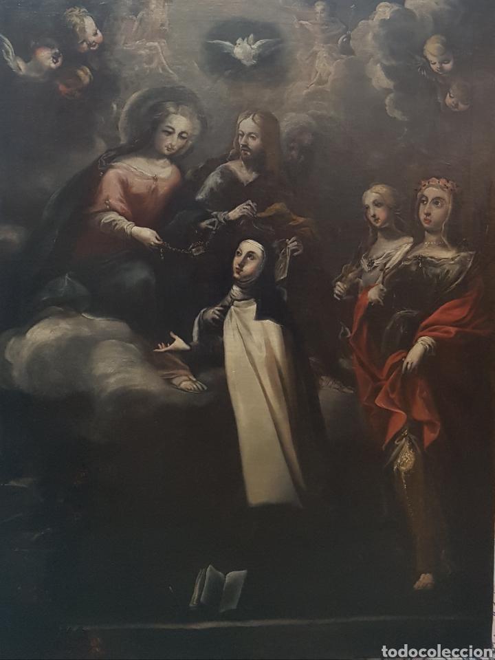 ESCUELA MADRILEÑA S.XVIII (Arte - Pintura - Pintura al Óleo Antigua siglo XVIII)