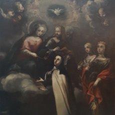 Arte: ESCUELA MADRILEÑA S.XVIII. Lote 153389653