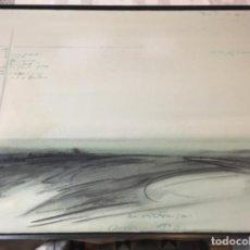 Arte: (M) JAUME GENIVART LLOPIS - PAISAJE AL ÓLEO 1983 - FIRMADO GENOVART 83 - 78X63 CM. . Lote 156814150